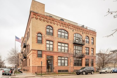 Condo/Townhouse For Sale: 1050 West Hubbard Street #1B