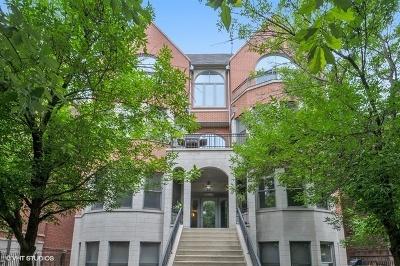 Condo/Townhouse For Sale: 2028 West Pierce Avenue #7