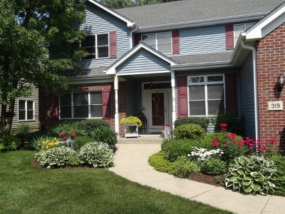 Palatine Single Family Home For Sale: 319 North Pondview Drive