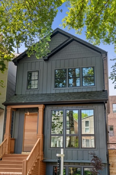 Single Family Home For Sale: 3710 North Hermitage Avenue