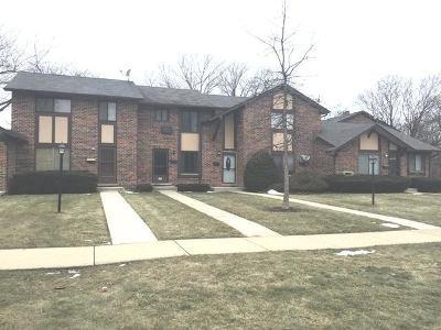 Villa Park Condo/Townhouse For Sale: 1s220 Ardmore Avenue