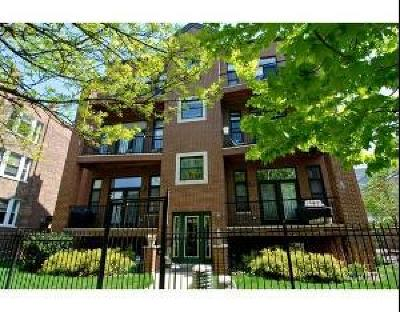 Condo/Townhouse For Sale: 1615 North Claremont Avenue #1N