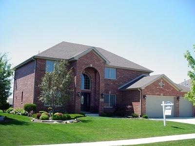 Beecher Single Family Home For Sale: 1064 Cherry Lane