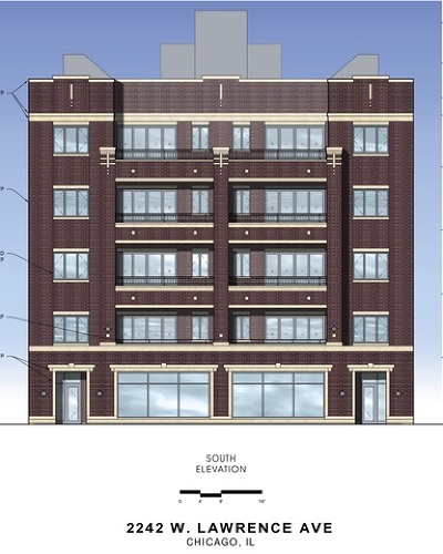 Condo/Townhouse For Sale: 2242 West Lawrence Avenue #501