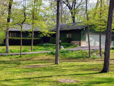 Genoa Single Family Home For Sale: 30630 Southwoods Drive
