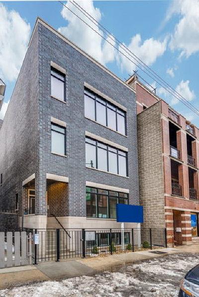 Condo/Townhouse For Sale: 2114 West Belmont Avenue #2