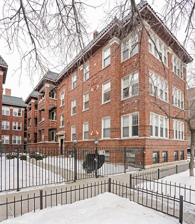 Condo/Townhouse Contingent: 960 West Cuyler Avenue #2S