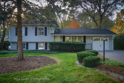 Glen Ellyn Single Family Home For Sale: 3s042 Arboretum Road