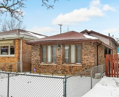 Single Family Home For Sale: 3808 North Richmond Street