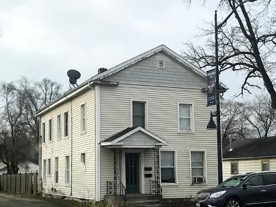Bradley Multi Family Home For Sale: 540 West Broadway Street