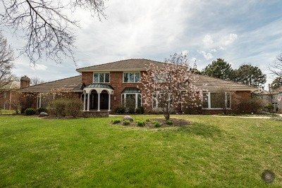 Oak Brook Single Family Home For Sale: 1618 Midwest Club Parkway