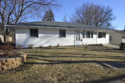 Schaumburg Single Family Home For Sale: 1322 Kingston Lane