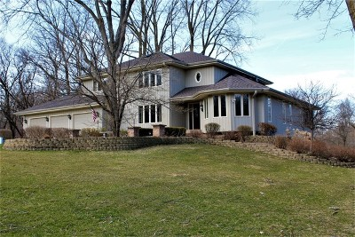 Crystal Lake Single Family Home Re-Activated: 6816 Connecticut Trail