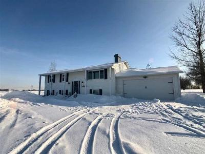 Ogle County Single Family Home For Sale: 12521 East High Road