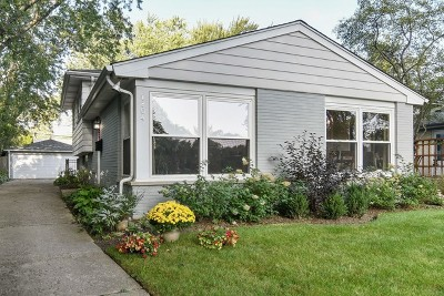 Highland Park Single Family Home For Sale: 1804 Winthrop Road