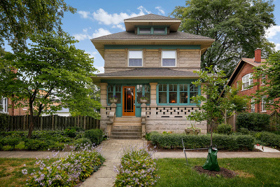 Oak Park Single Family Home For Sale: 940 South Grove Avenue