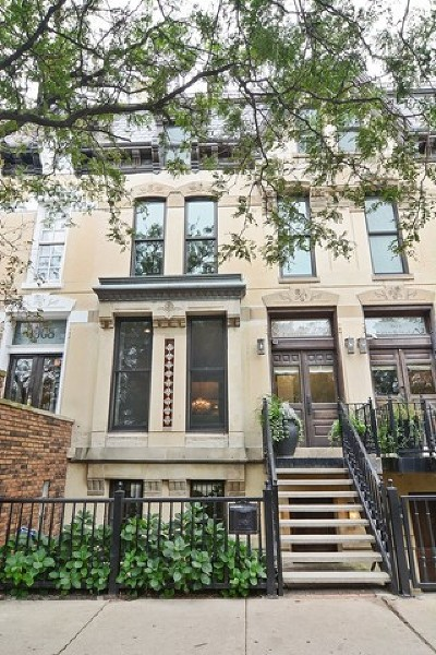 Single Family Home For Sale: 1910 North Clark Street