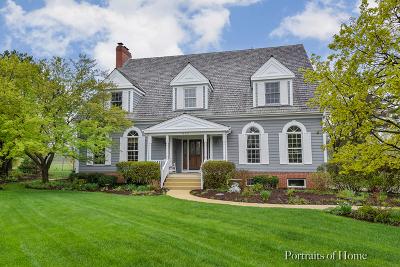 Wheaton  Single Family Home For Sale: 660 Robinwood Court