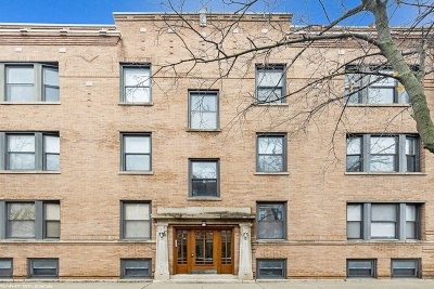 Condo/Townhouse Contingent: 3050 West Sunnyside Avenue #1