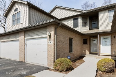 Hickory Hills Condo/Townhouse For Sale: 9343 South 79th Court