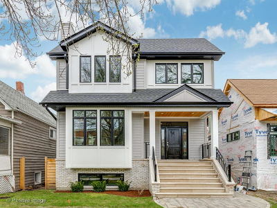 Single Family Home For Sale: 1927 West Oakdale Avenue