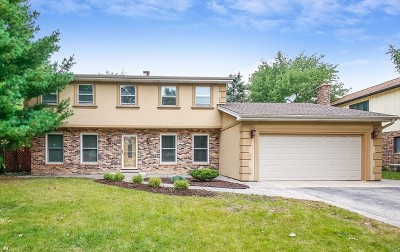 Downers Grove Single Family Home For Sale: 1250 Oak Hill Road