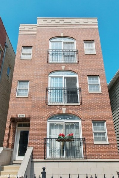 Condo/Townhouse Re-Activated: 1926 West Belmont Avenue #3