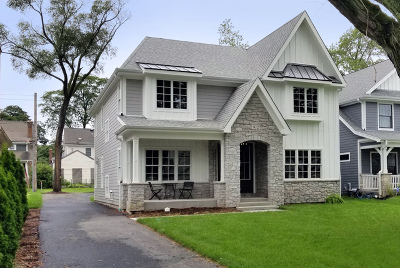 Arlington Heights Single Family Home For Sale: 912 North Mitchell Avenue