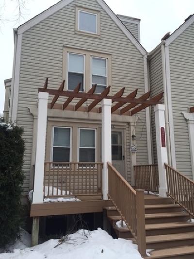 Du Page County Condo/Townhouse Price Change: 221 North Walnut Street #E