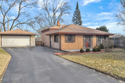 Oak Forest Single Family Home Price Change: 4826 153rd Street