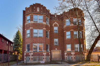 Multi Family Home For Sale: 1901 East 74th Street