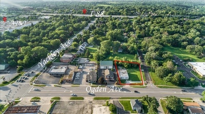 Du Page County Commercial For Sale: 1902 Ogden Avenue
