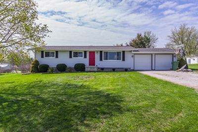 Single Family Home For Sale: 21939 Clarksville Road