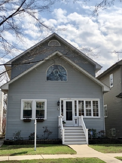 Evanston Single Family Home For Sale: 1920 Grant Street