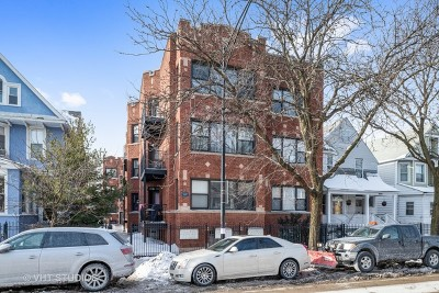 Condo/Townhouse For Sale: 4842 North Ashland Avenue #1W