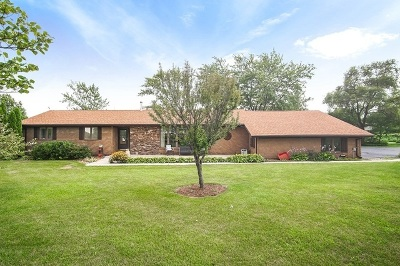 Frankfort Single Family Home For Sale: 9003 West Stuenkel Road