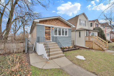 Oak Park Single Family Home For Sale: 1170 South Humphrey Avenue