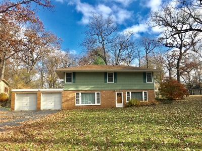 Woodstock Single Family Home For Sale: 806 Hickory Road