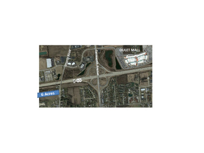 Aurora  Residential Lots & Land For Sale: 2020 Church Road
