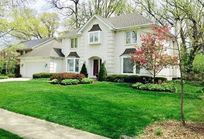 Wheaton  Single Family Home For Sale: 1235 Yorkshire Woods Court