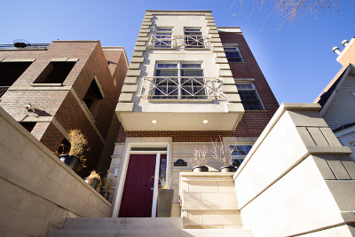 Condo/Townhouse For Sale: 3824 North Greenview Avenue #2