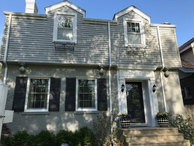 Evanston Single Family Home Price Change: 2630 Lawndale Avenue