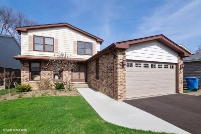 Highland Park Single Family Home For Sale: 1745 McCraren Road