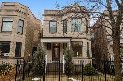 Single Family Home For Sale: 1212 West Eddy Street