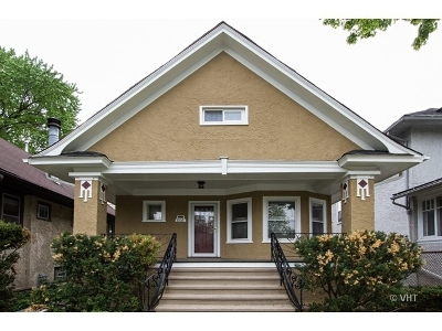 Oak Park Single Family Home For Sale: 808 North Humphrey Avenue