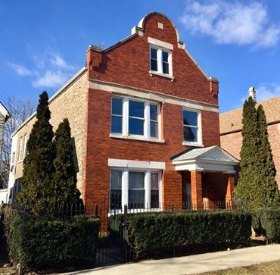 Multi Family Home For Sale: 2412 South Homan Avenue