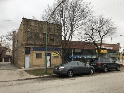 Chicago Residential Lots & Land For Sale: 4101 West Montrose Avenue
