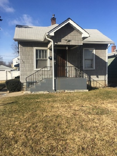Calumet City Single Family Home For Sale: 776 May Street