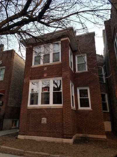 Multi Family Home For Sale: 3249 West Wilson Avenue