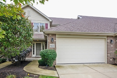 Hickory Hills Condo/Townhouse For Sale: 9422 Churchill Drive